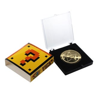 Super Mario Bros. Gold Coin with Gift Box - multi