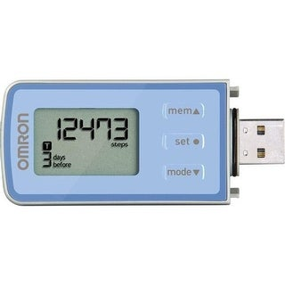 Omron HJ-322U Alvita Usb Pedometer With 4 Activity Modes