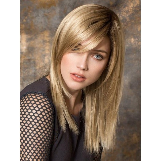 Code Mono by Belle Tress Wigs - Synthetic, Lace Front, Monofilament Part Wig