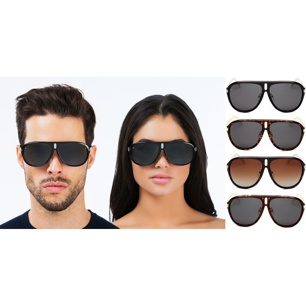 a6e90e7bbe PRIVÉ REVAUX ICON Collection The McQueen Designer Polarized Aviator  Sunglasses