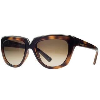 Valentino V661/S 209 Havana Brown Fashion Sunglasses