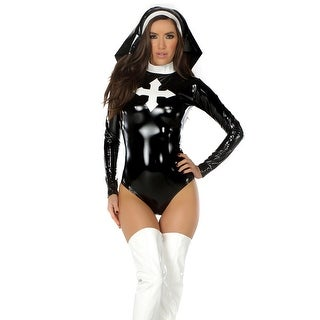 Womens Heavenly Hottie Nun Costume