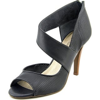 Seychelles Amulet   Open-Toe Leather  Heels