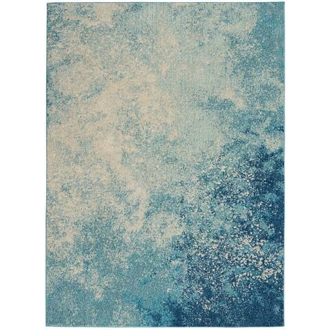 Nourison Passion Colorful Abstract Area Rug