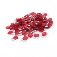 200 x Red 10A Fast Acting 17mm Car Blade Fuses Fuse