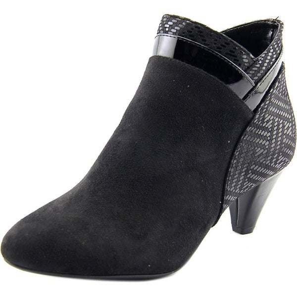 Karen Scott Cahleb Women Black Boots