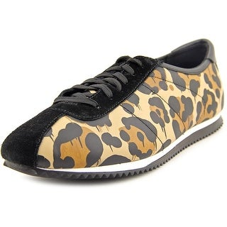 Coach Ivory Wild Beast Women Leather Fashion Sneakers