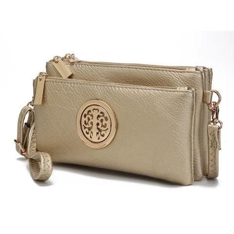 MKF Collection Natashe 3-in-1 Cross-Body Bag by Mia K.