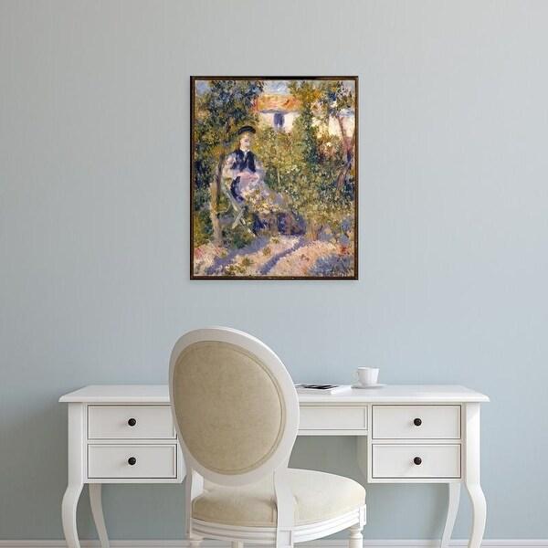 Easy Art Prints 's 'Nini Lopez' Premium Canvas Art