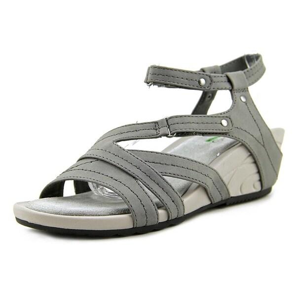 09f05c920ec Shop Baretraps Belina Women Open Toe Synthetic Gray Wedge Sandal ...