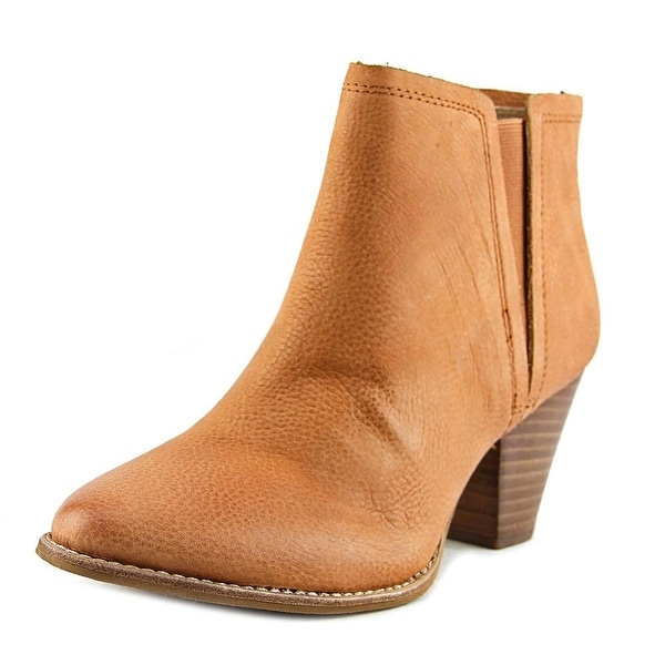 Splendid Rochelle Women Round Toe Leather Ankle Boot