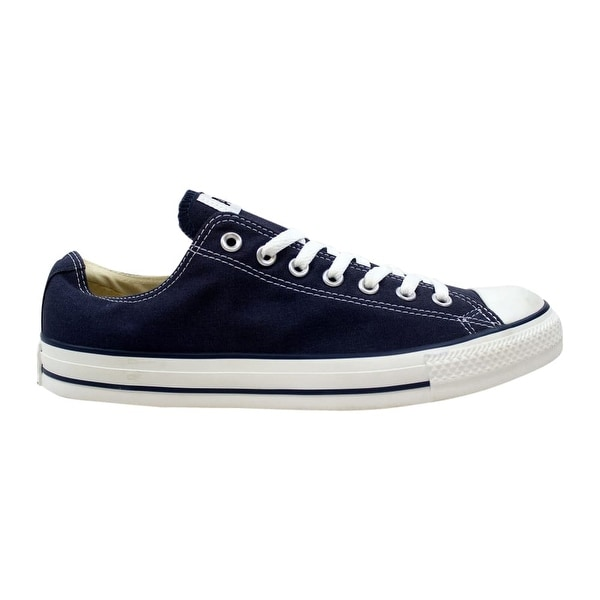 ed3710f7efba Shop Converse Chuck Taylor All Star Ox Navy M9697 Men s - Free Shipping  Today - Overstock - 27876863