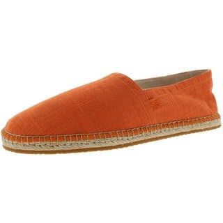 Sam Edelman Womens Aaron Flats Canvas Espadrille - 12 medium (b,m)