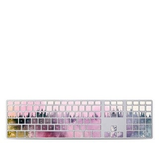 Decalgirl Apple Keyboard with Numeric Keypad Skin - Dreaming of You