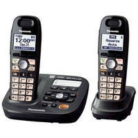 Panasonic Consumer Kx-Tg6592t Expandable Cordless Phone With Easy-Read Display