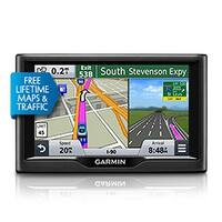 Garmin Nuvi 57LMT GPS Vehicle Navigation System w/ Free Lifetime Map & Traffic Updates