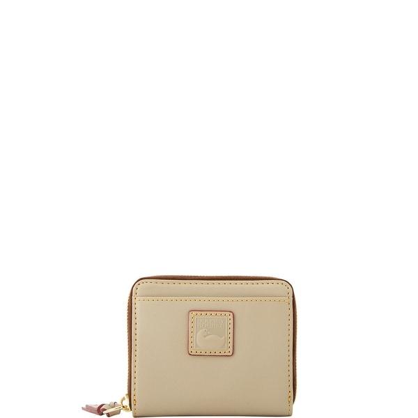Dooney & Bourke Florentine Small Zip Around Wallet (Introduced by Dooney & Bourke at $98 in Nov 2017)