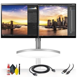 Link to LG 34WN650-W 34'' 21:9 IPS HDR WFHD 3-Side Virtually Borderless Similar Items in Monitors