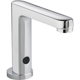 American Standard 250B.105  Serin 0.5 GPM Deck Mounted Electronic Bathroom Faucet with Touch-Free Sensor