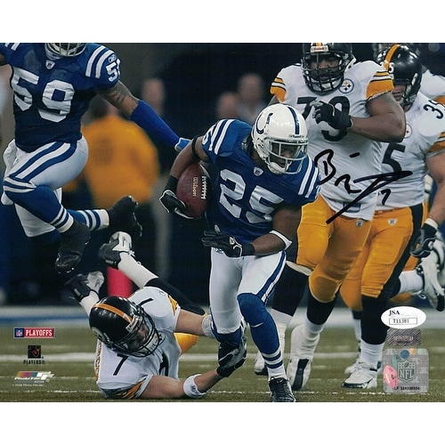 c1cd2c010 Shop Ben Roethlisberger Autographed Pittsburgh Steelers 8x10 Photo vs Colts  JSA - Free Shipping Today - Overstock - 18507943