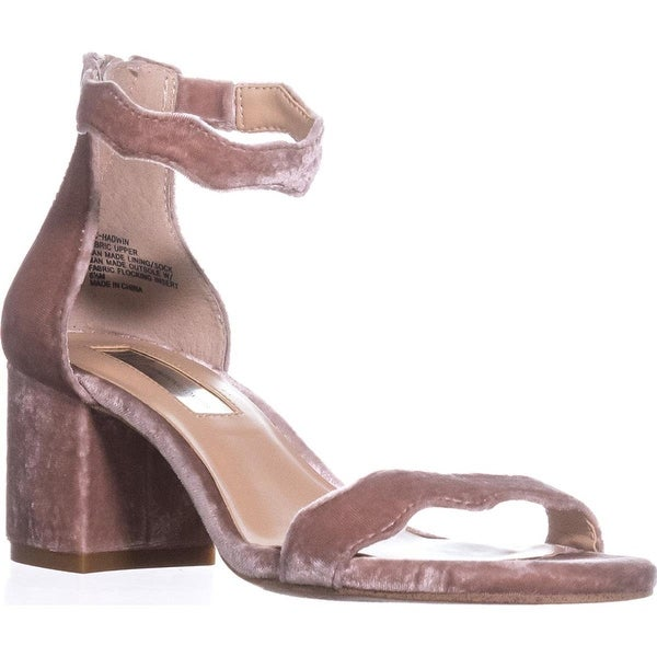 INC International Concepts Womens Hadwin Open Toe Casual Ankle Strap Sandals - 6