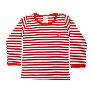 Pulla Bulla Toddler Striped Long Sleeve Shirt for ages 1-3 years