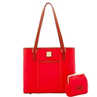 Dooney & Bourke Cork Small Lexington & Frame Purse (Introduced by Dooney & Bourke at $268 in Aug 2017) - Red