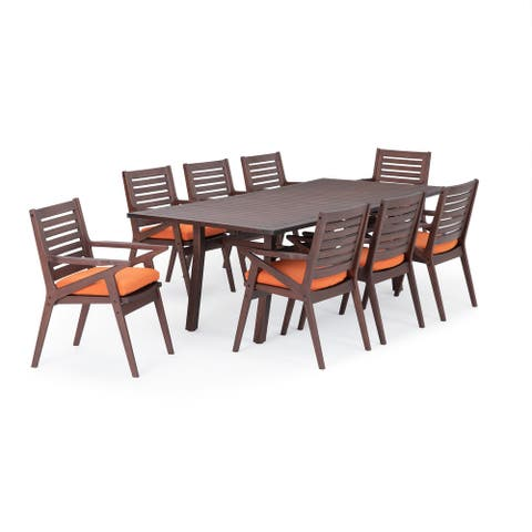 Vaughn 9pc Dining Set