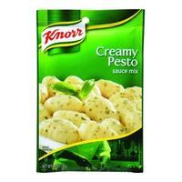 Knorr Sauce Mix - Creamy Pesto - 1.2 oz - Case of 12