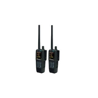 Uniden SDS100 (2-Pack) True I/Q Digital Handheld Scanner