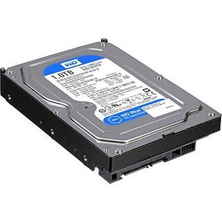 """Western Digital Blue Wd10ezex 3.5"""" 1 Tb Desktop Hard Drive W/ 7200Rpm Sata 6Gb/S"""