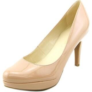 Marc Fisher Sydney 5 Women Round Toe Synthetic Heels