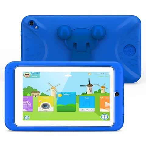 Excelvan M07R7 CortexTM A7 Quad-core 7.0 Android 6.0 1GB+8GB Dual Camera WIFI BT Children Tablet