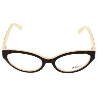 Just Cavalli JC0522/V 056 Tortoise Oval Optical Frames - 53-17-140|https://ak1.ostkcdn.com/images/products/is/images/direct/dc799536f03fac3829c1008b1b1177da9fe05600/Just-Cavalli-JC0522-V-056-Tortoise-Oval-Optical-Frames.jpg?impolicy=medium