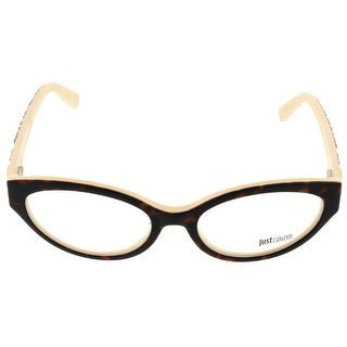 Just Cavalli JC0522/V 056 Tortoise Oval Optical Frames - 53-17-140