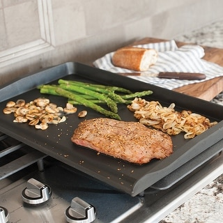 Link to Nordic Ware 2 Burner Backsplash Griddle Similar Items in Cookware