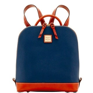 Dooney & Bourke Pebble Grain Zip Pod Backpack (Introduced by Dooney & Bourke at $248 in May 2017)