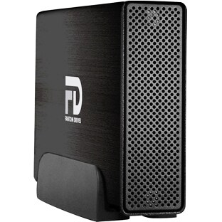 Fantom GF2000QU3 Fantom G-Force 2 TB External Hard Drive - USB 3.0, eSATA, FireWire/i.LINK 800 - Retail