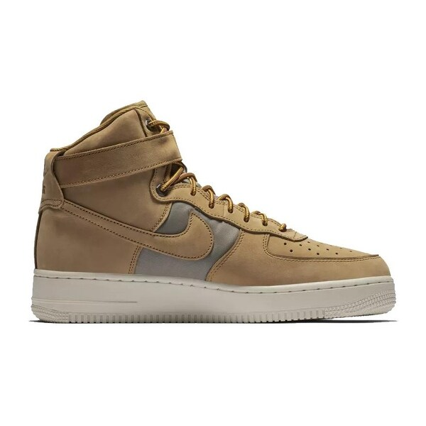 Shop Nike Men's Air Force 1 High Khaki (525317 700) Free