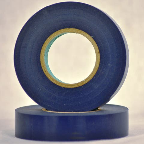 Christmas at Winterland WL-ETape-BL Electrical Tape, Blue Indoor /