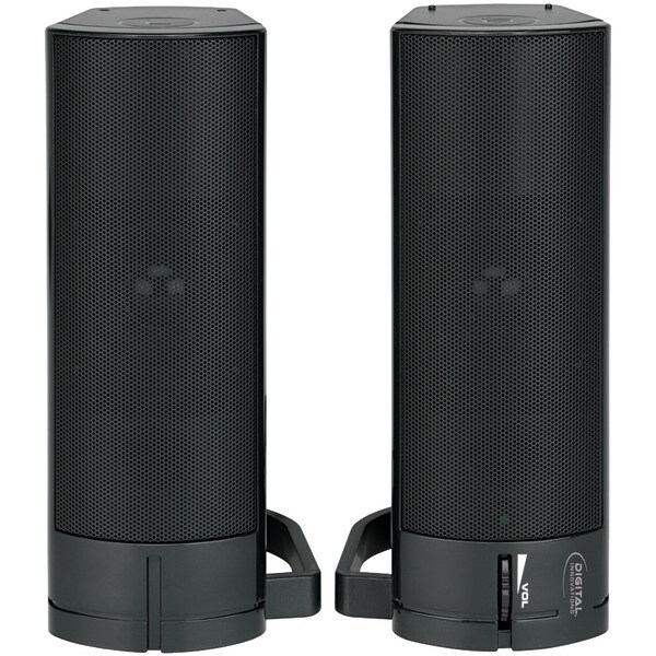 Digital Innovations 4330200 Acoustix(Tm) Speaker Systerm 2.0 Usb Desktop/Soundbar