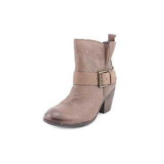 Fergie Country Too   Round Toe Leather  Ankle Boot