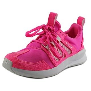 Adidas Loop Runner EW Round Toe Synthetic Tennis Shoe