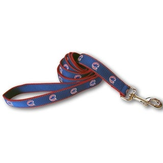 MLB Chicago Cubs Reflective Dog Leash