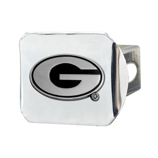 University of Georgia Hitch Cover