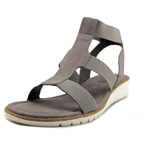f39d46888e7b Shop Eurosoft by Sofft Celeste Women Grey Sandals - Free Shipping On ...