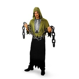 Skeleton Corpse Costume, Adult 40-42 - 57.0 in. x 17.0 in. x 1.0 in.