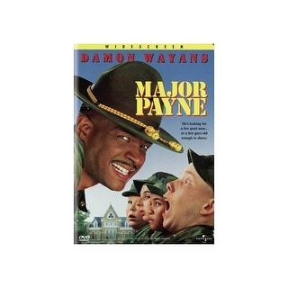 MAJOR PAYNE (DVD)ANAMORPHIC W/S 1.85/5.1 SURROUND/ENG/SPAN