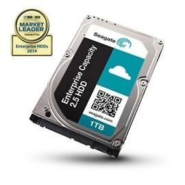 Seagate HDD ST1000NX0313 1TB SATA 6Gb/s Enterprise Storage 7200RPM 128MB 2.5inch Bare