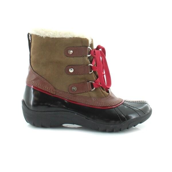 Anne Klein Galenika Women's Boots MEDNAT